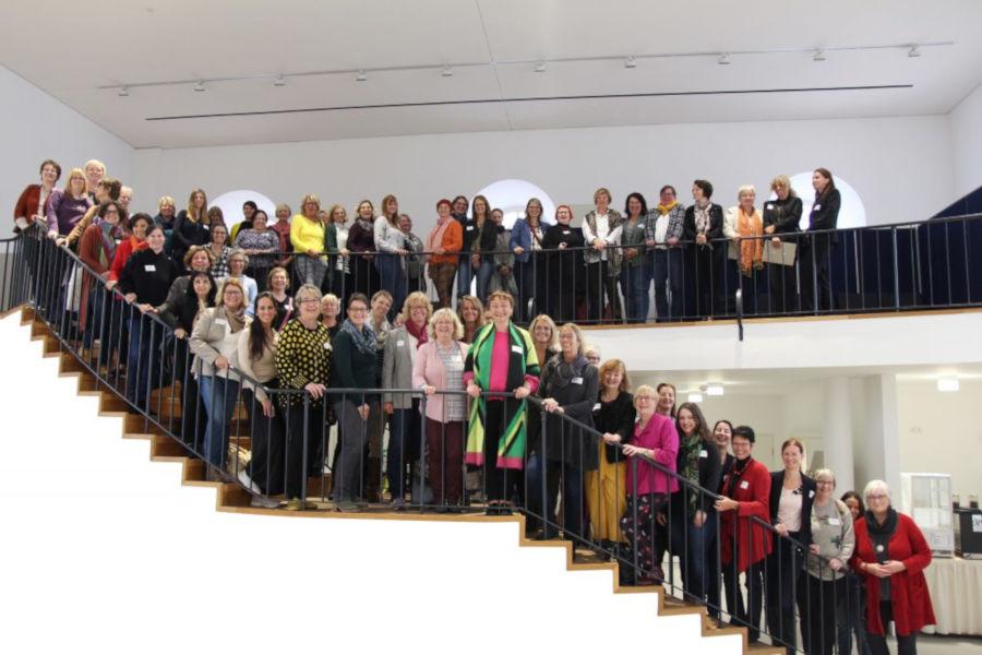 Gruppenbild Gleichstellungsbeauftragte. Foto: Servicestelle für Gleichstellungsbeauftragte in RLP
